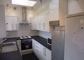 Thumbnail 5 bed end terrace house to rent in Harefield Road, Sheffield