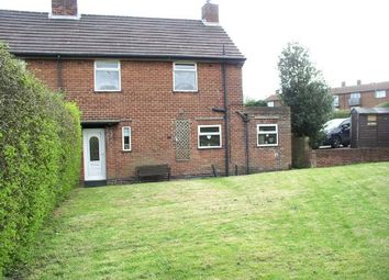 Thumbnail 3 bedroom semi-detached house for sale in Brookhill Avenue, Pinxton, Nottingham