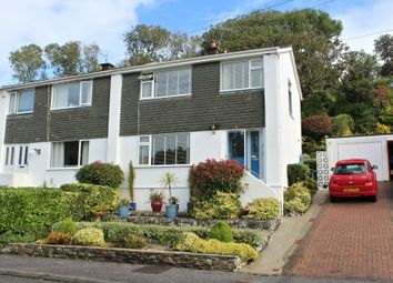 Thumbnail 4 bed semi-detached house for sale in Shelburne Road, Falmouth