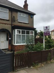 Thumbnail 3 bedroom terraced house to rent in Cross Coates Road, Grimsby