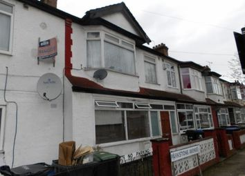Thumbnail 1 bed flat for sale in Parkstone Ave, Edmonton, London