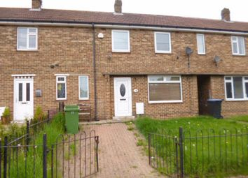 Thumbnail 3 bed terraced house for sale in Coronation Avenue, Shildon