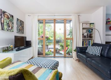 Thumbnail 2 bed flat for sale in Dog Kennel Hill, London