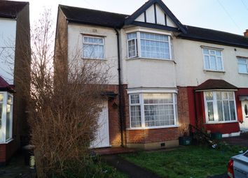 Thumbnail 3 bedroom terraced house to rent in Cranley Drive, Newbury Park, Ilford