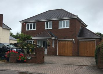 Thumbnail 4 bed detached house to rent in Curry Rivel, Langport