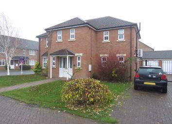 Thumbnail 4 bed detached house for sale in Bradman Close, Faldingworth, Market Rasen