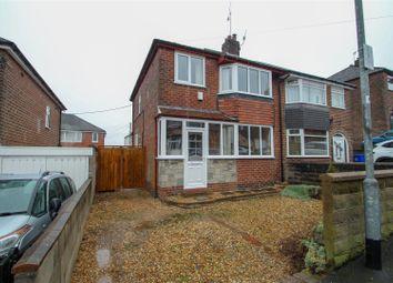 Thumbnail 3 bed semi-detached house to rent in Gladwyn Street, Bucknall, Stoke-On-Trent