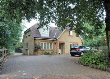 Thumbnail 1 bed flat for sale in Guildford Road, Chertsey