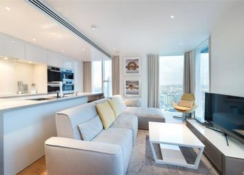 Thumbnail 2 bed flat to rent in The Heron, City Of London