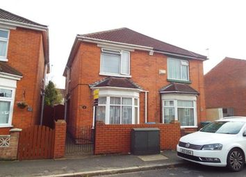 Thumbnail 3 bed semi-detached house for sale in Shirley, Southampton, Hampshire