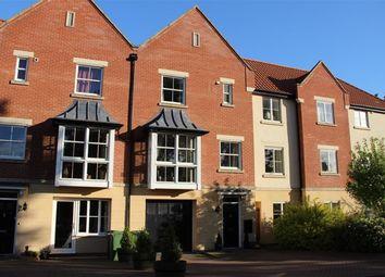 Thumbnail 4 bedroom town house for sale in Britannia Court, Trafalgar Square, Poringland, Norwich