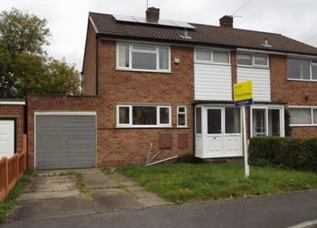 Thumbnail 3 bedroom semi-detached house for sale in Thorpe Drive, Mickleover, Derby, Derbyshire