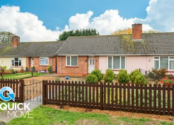 Thumbnail 2 bed semi-detached bungalow for sale in Harris Crescent, Needingworth, St. Ives, Huntingdon