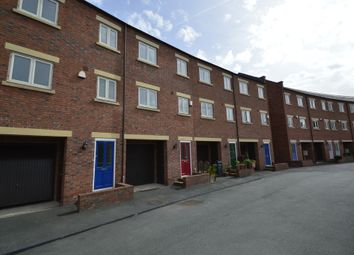 Thumbnail 4 bed terraced house for sale in St. Julians Crescent, Shrewsbury