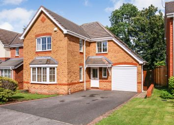 Thumbnail 4 bed detached house for sale in Cedar Avenue, Ryton On Dunsmore, Warwickshire