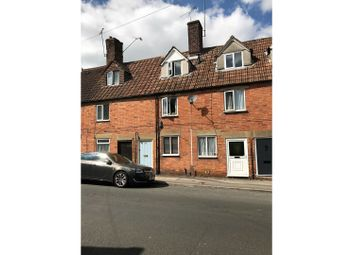 Thumbnail 2 bed terraced house for sale in Vicarage Street, Warminster