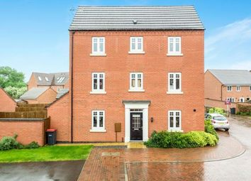 Thumbnail 4 bedroom semi-detached house for sale in Falcon Way, Hucknall, Nottingham