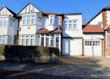 Thumbnail 4 bed semi-detached house to rent in Naylor Road, London
