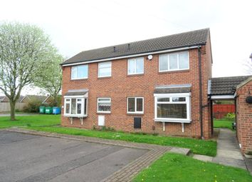 Thumbnail 1 bed semi-detached house to rent in Millfields, Ossett