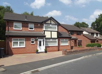 Thumbnail 4 bed detached house for sale in Rainbow Drive, Halewood, Liverpool, Merseyside