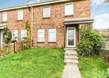 Thumbnail 3 bed end terrace house for sale in Tilly Close, Plymstock, Plymouth