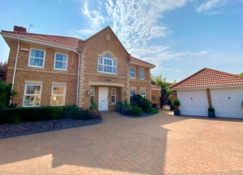 Thumbnail 5 bed detached house for sale in Gorsehill Grove, Littleover, Derby