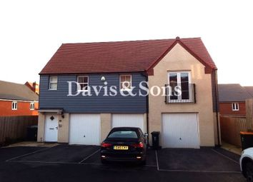 Thumbnail 2 bed flat to rent in Sycamore Drive, Newport, Newport.