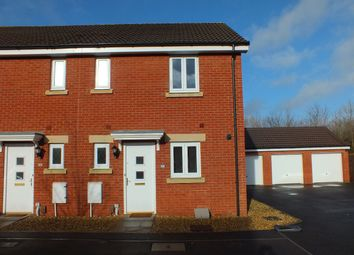 Thumbnail 2 bed semi-detached house for sale in Leisler Gardens, Paxcroft Mead, Trowbridge, Wiltshire