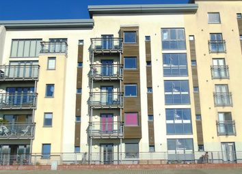 Thumbnail 1 bed flat for sale in St Margarets Court, Marina, Swansea