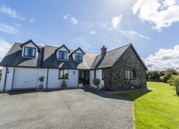 Thumbnail 5 bed detached house for sale in Portfield Gate, Haverfordwest