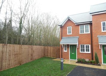 Thumbnail 2 bed property to rent in Treble Close, Buckingham
