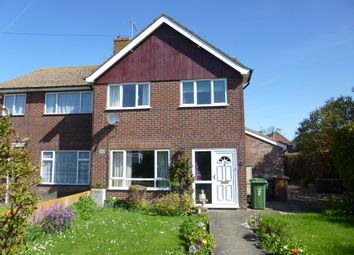 Thumbnail 3 bed semi-detached house to rent in Orchard Way, Harwell, Didcot