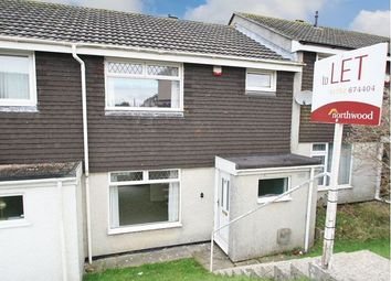 Thumbnail 2 bed terraced house to rent in Flamsteed Crescent, Plymouth