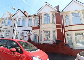 3 bed terraced house for sale in Windsor Road, Newport NP19