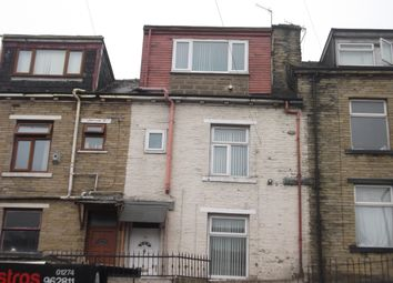 Thumbnail 4 bed terraced house to rent in Great Horton Road, Bradford