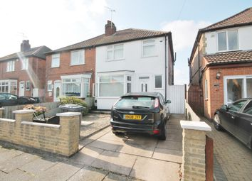 Thumbnail 3 bed semi-detached house to rent in Collingham Road, Rowley Fields, Leicester