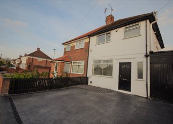 Thumbnail 3 bed semi-detached house for sale in Colchester Road, Humberstone, Leicester