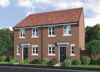 """Thumbnail 2 bed semi-detached house for sale in """"Beckford"""" at Platt Lane, Keyworth, Nottingham"""