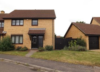 Thumbnail 3 bedroom property to rent in Lingrey Court, Trumpington, Cambridge