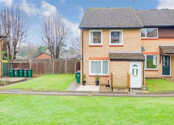 Thumbnail 1 bed maisonette for sale in Sissinghurst Close, Pound Hill, Crawley
