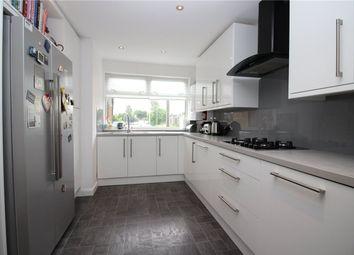 Thumbnail 3 bedroom terraced house for sale in Byron Avenue, Borehamwood, Hertfordshire