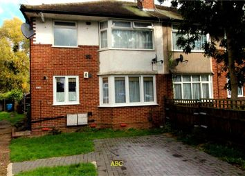 Thumbnail 2 bed flat for sale in Methuen Close, Edgware, Middlesex