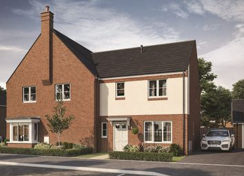 "Thumbnail 3 bed property for sale in ""The Hartley"" at Lower Road, Aylesbury"