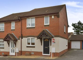 Thumbnail 3 bedroom semi-detached house for sale in Grosmont Close, Emerson Valley, Milton Keynes