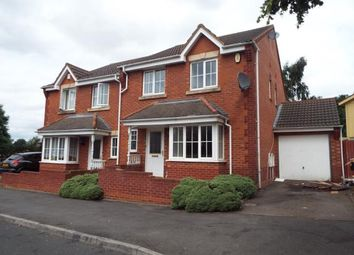 Thumbnail 4 bedroom semi-detached house for sale in Somerset Road, West Bromwich, West Midlands