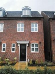 Thumbnail 3 bed semi-detached house to rent in Sunbeam Way, Coventry
