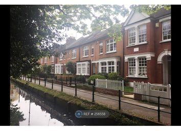 Thumbnail 4 bed terraced house to rent in River View, Enfield
