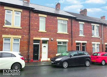 Thumbnail 2 bed flat for sale in Norham Road, North Shields, Tyne And Wear