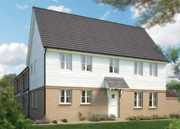 "Thumbnail 4 bed end terrace house for sale in ""The Montpellier"" at Kent, Maidstone"