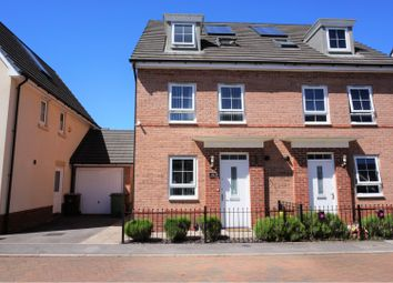 Thumbnail 4 bed semi-detached house for sale in Breconshire Gardens, Nottingham